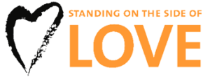 Standing on the Side of Love logo