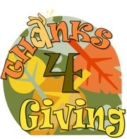 Thanks4giving logo  11.2011